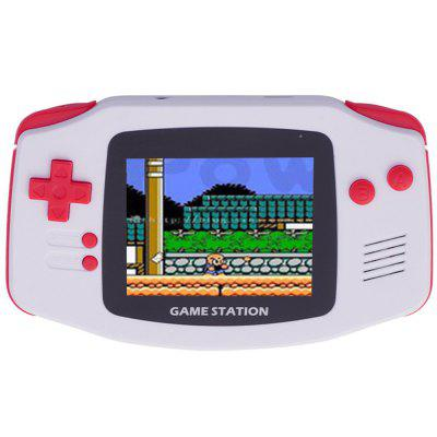 N1 Retro Handheld Video Game Console Gameboy Built-In 400 Jogos Clássicos