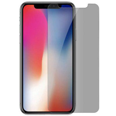 Privacy Anti-Spy Tempered Screen Protector for iPhone X / XS