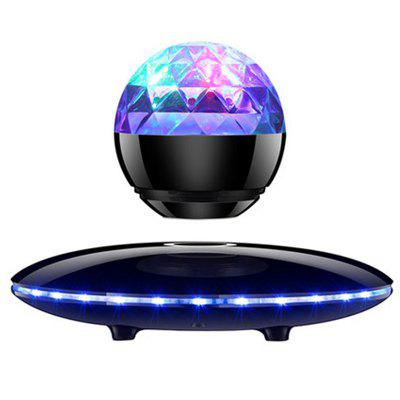 Creative Suspended Sound UFO Colorful Light Wireless Bluetooth Speaker
