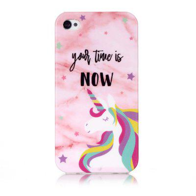 Unicorn Marble for iPhone 4/4 S