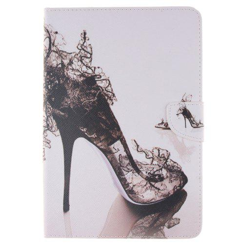 59a5b01920666 Fantasy High Heel Flat Leather Case for iPad 5/Air