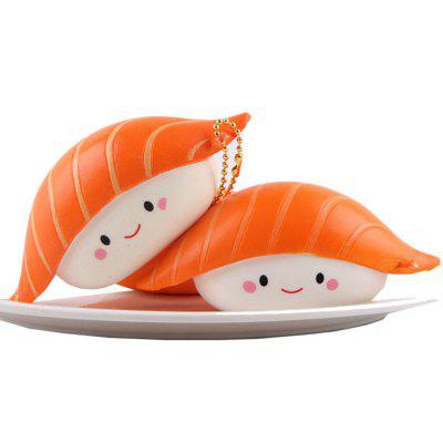 Sushi Scented Squeeze Slow Rising Fun Toy Reli