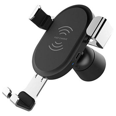 10W Car Mount Wireless Fast Charger