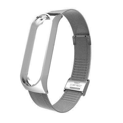 Replacement Band for Mi Band Miband 3 Smart Bracelet Silver Black Rose GoldStai