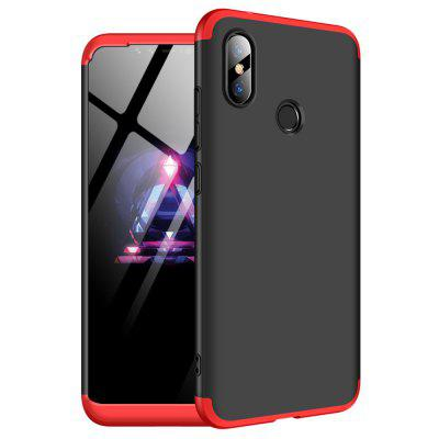 Shockproof Ultra-thin Body Cover Solid Hard Case for Redmi Note 6 / Note 6 Pro