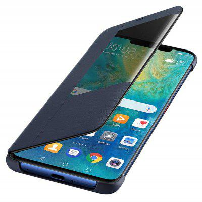 Smart View Flip Case Cover voor Huawei Mate 20 X