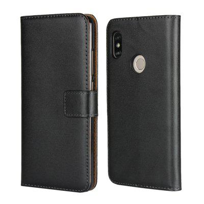 Phone Wallet Flip Magnetic Leather Case for Xiaomi Redmi Note 5
