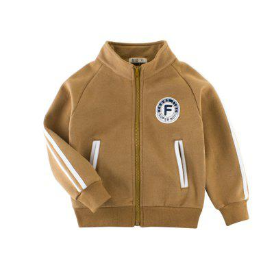 New Products Boy Jacket Fashion Baby Cardigan Child Sweatshirt