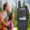 Baofeng BF-A58 IP67 Marine Waterproof Walkie Talkie Dual Band Two Way Radio - BLACK
