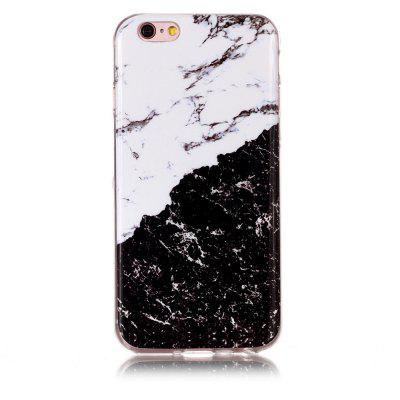 Black and White Marble for iPhone 6/6 S