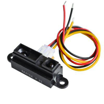 GP2Y0A41SK0F 4-30cm Infrared distance sensor 0A41SK INCLUDING WIRE