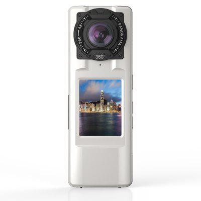 360 Degree High Definition 4K Picture Quality Dual Camera Panoramic Camera