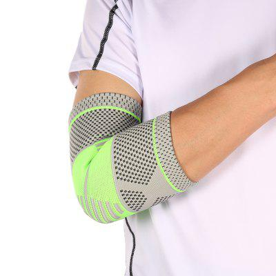 Mumian A25 Classic Gray Green Elbow Sports Elbow Sleeve Brace