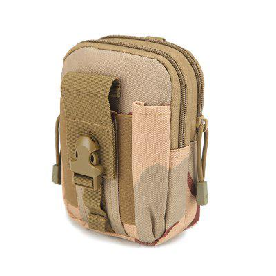 Outdoor Sports Camouflage Tactical Waist Bag