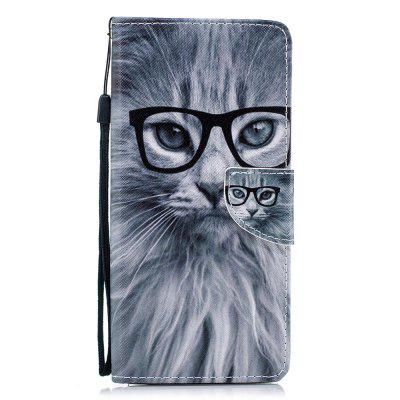 Цветная картинка Flip Coverlet Cover для Samsung Galaxy Note 9 Phone Case