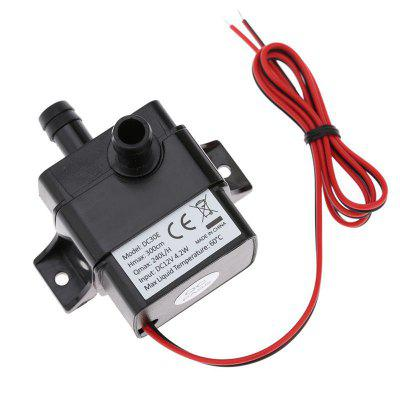 QR30E Ultra-quiet DC 12V 4.2W 240L/H Flow Rate Waterproof Brushless Pump Mini