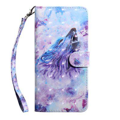 Luxury Stand Wallet Leather Flip Case for LG K10 2017