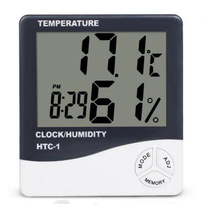 HTC-1 Large Screen Thermometer for Indoor and Outdoor Use