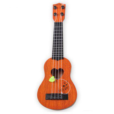 Mini Ukulele Simulation Guitar Kids Musical Instruments Toy
