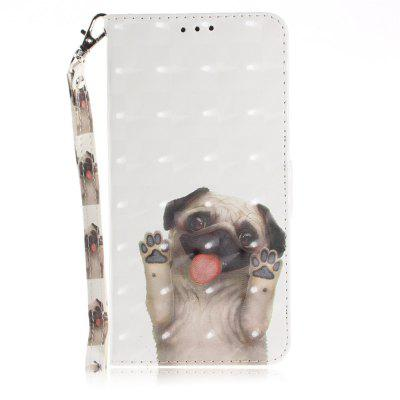 Pug Leather Case for iPhone 6 Plus/6 S Plus