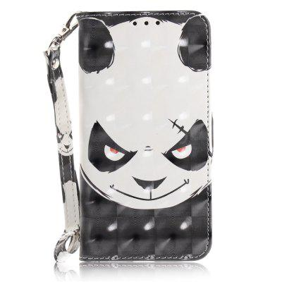 Panda Leather Case for iPhone 7/8