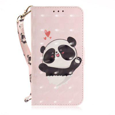 Love Bear Leather Case for iPhone 7/8