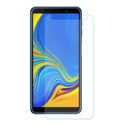 For Samsung Galaxy A7 2018 2.5D Curved Edge Tempered Glass Film