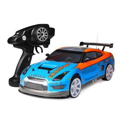 Large All-Wheel-Drive Remote High-Speed Electric Toy Car Drift Race Car Model