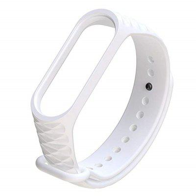 Replacement Silicone Wrist Strap Watch Band for Xiaomi MI Band 3 Smart Bracelet