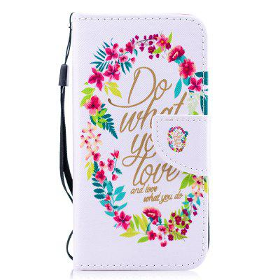 Flip Wallet Cover per Samsung Galaxy S6 Edge