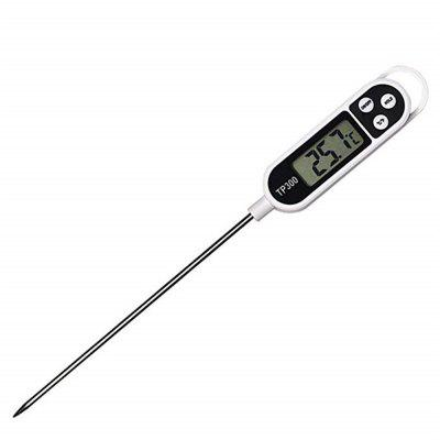 Kitchen Cooking Food Meat Thermometer Grill BBQ Milk Water Thermometer Tools