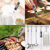 Kitchen Cooking Food Meat Thermometer Grill BBQ Milk Water Thermometer Tools - WHITE