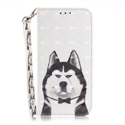 Husky Leather Case for iPhone X/XS