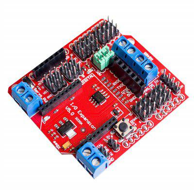 Placa de expansão de sensor Xbee V5 com interface BLUEBEE RS485 Bluetooth