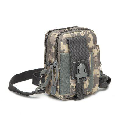 Multifunctional Outdoor Sports Camouflage Tactical Waist Bag