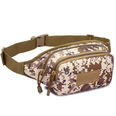 Outdoor Sports Tactical Military Camouflage Running Waist Bag
