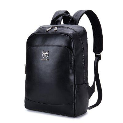 $66.58 za Cow Captain Leather Leather Men's Casual Business Backpack 330