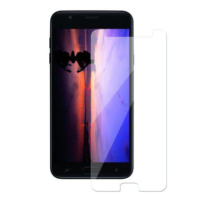 Screen Protector Tempered Glass 2.5D Round Edge for Samsung J7 2018 10pcs