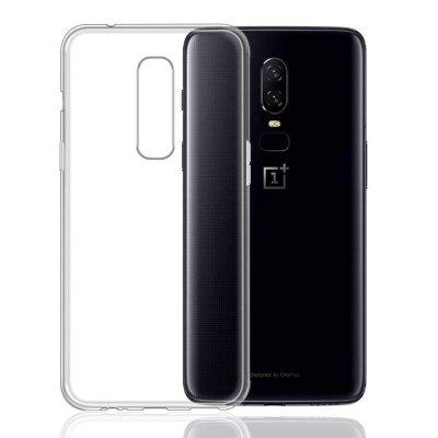 TPU Phone Protective Soft Case for OnePlus 6