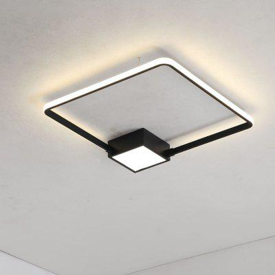 X8021-28W-WW-HB white light square ceiling lamp