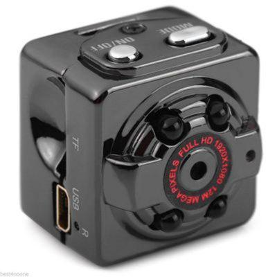 Mini SQ8 Micro DV Cameră video de acțiune Night Vision Digital Sport