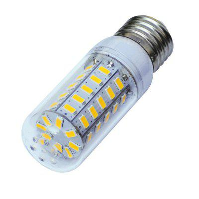 E27 7W LED Corn Bulb Lamp 48-SMD 5730 (AC 220)