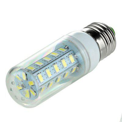 E27 6W LED Corn Bulb Lamp 36-SMD 5730 (AC 220)