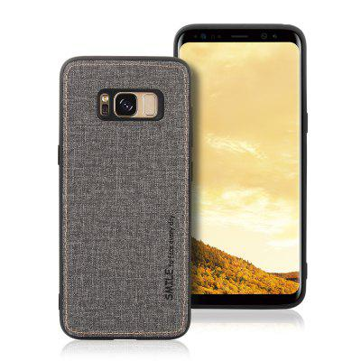 Fabric Four-Sided Car Phone Case for Samsung S8