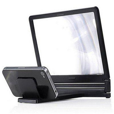 3D Screen Amplifier Magnifying Glass HD Stand for Video Bicycle Holder Car Holde