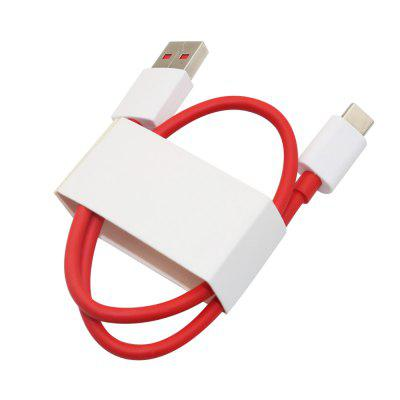 35cm USB Type-C Super Charger Data Dash-kabel voor Oneplus 6T / 6 / 5T