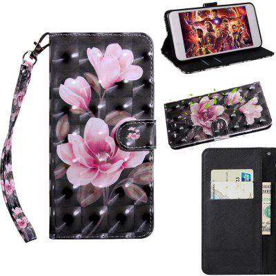 Luxury 3D Painted Flip Wallet Case for Samsung Galaxy S8 Plus Leather Phone Case