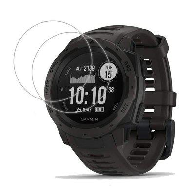 2PCS 9H Tempered Glass Screen Protector for Garmin Instinct