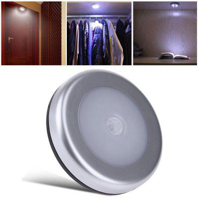 Motion Body Sensor LED Night Light Infrared Cupboard Wardrobe Induction Lamp