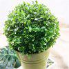 Green DIY Plant Accessories Ball Office Wedding Home Decoration - MEDIUM FOREST GREEN